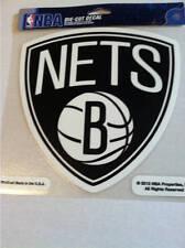 Brooklyn Nets 8x8 Die Cut Decal