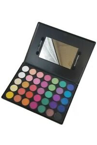 Romantic Beauty 35 Color Eyeshadow Pro Palette, Highly Pigmented *Authentic*