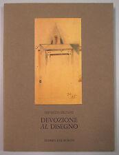 Patani DEVOZIONE AL DISEGNO Disegni Italiani XX Secolo 1983 Marussig Tancredi ..