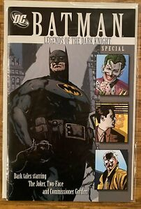 DC BATMAN Legends of the Dark Knight Special IN PLASTIC / BOARDED
