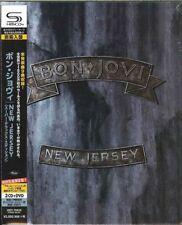BON JOVI -NEW JERSEY -JAPAN 2 SHM-CD+DVD Ltd/Ed M13