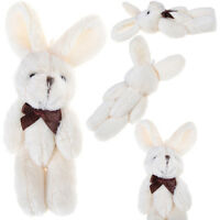 Wedding Gift Joint Rabbit Bouquet DIY Pendant Plush Stuffed TOY Plush Animal UR