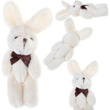 Wedding Gift Joint Rabbit Bouquet DIY Pendant Plush Stuffed TOY Plush Animal CN