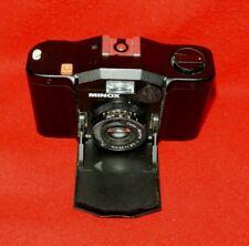 Minox 35GL Compact Film Camera w/ 35mm f/2.8 Lens For Parts/ Repair