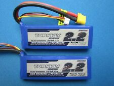2 2s 2200mah LIPO BATTERY 7.4V 25C XT60 1/16 TRAXXAS MINI E-REVO SLASH RALLY VXL