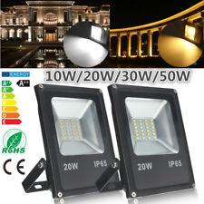 50W 5730 SMD LED Flood Light Outdoor Landscape Garden Lamp Waterproof IP65 us