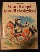 Grandi regni, grandi rivoluzioni - Philippe Jacquin,  1990,  La Sorgente - P