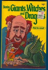Stories Of Giants, Witches And Dragons / M. J. Pellowski - Playmore 2706, 1979
