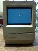 Apple Macintosh Classic Vintage Desktop