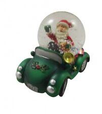 Gisela Graham Christmas Decoration - Car Snowglobe Home Decoration