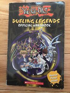 Dueling Legends Official Handbook No Poster