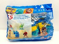 Disney Pixar Fun Pack Mystery Bags Micro Collection 35 Mini Figures - New