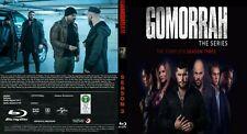 Gomorrah Season 3 Italian, Blue Ray 1080p, 12 Episodes(English Subtitles