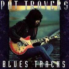 Pat Travers - Blues Tracks [CD]