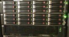 Hp Eva 4400 w/24 drives, 2 shelves & unlimited license