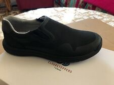 Cloudsteppers By Clarks, Men' S, Sz 7 M, Black Synthetic