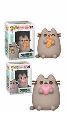 FUNKO POP PUSHEEN PIZZA HEART CUORE 26 27 CAT No Stitch No Pikachu