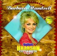 Branson City Limits by Barbara Mandrell (Cassette, Mar-1998, Unison)