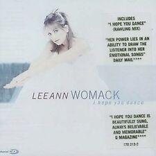 I Hope You Dance by Lee Ann Womack (CD, Jul-2001, Universal Distribution)