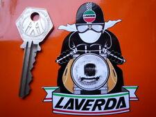 Laverda Cafe Racer Moto Adhesivo Motor Ciclo Moto Adhesivo autocollant