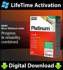 Nero Platinum Suite 2021 Latest Version For Win 32/64Bit - (Easy Setup)