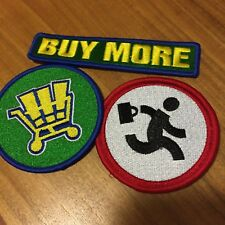 Nerd Herd Buy More Chuck Patch Set