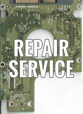Repair For  WD10JPVT-22A1YT0, 771823-300 AA, WD SATA 2.5 PCB