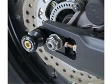 Pions de Bras Oscillant Déporté R&G Racing Noir Honda CB650F 14-16/CBR650F 14-16