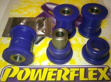 Powerflex PU BOCCOLE TIMONERIA ROTATIVA registrazione 10mm pff85-1120-10 VW Transporter t4