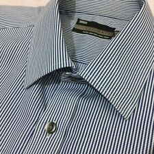 Classic Fit Button Cuff Formal Shirts for Men with Non Iron