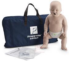 Prestan INFANT Manikin w Monitor Med Tone PP-IM-100M-MS CPR training mannequin