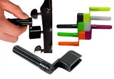 Plastic Acoustic Electric Guitar String Winder Peg Bridge Pin Tool Multicolor MC