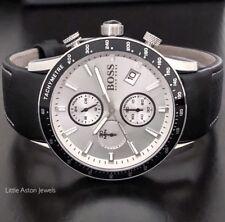 Hugo Boss Men's Rafale Chronograph Watch 1513403 Brand New / Warranty