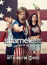 Shameless poster - William H. Macy  : 12 x 17 inches