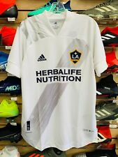 Adidas LA GALAXY Home Authentic Soccer Jersey/Los Angeles GALAXY HOME JERSEY