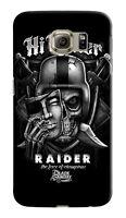 Oakland Raiders Samsung Galaxy S4 5 6 7 8 9 Edge Note 3 - 9 Plus Case Cover 01