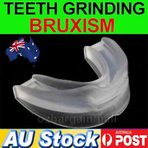 NEW Dental Mouth Guard Anti Bruxism Splint Night Tooth Teeth Grinding Sleep Aid
