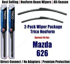 2pk Super-Premium NeoForm Wipers fit 1998-2002 Mazda 626 16200/190