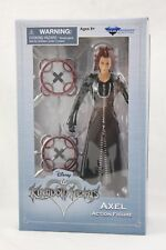 "Kingdom Hearts Series 7"" Axel Diamond Select Action Figure Disney Square"