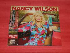 4BT 2021 NANCY WILSON You And Me JAPAN CD