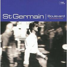 ST.GERMAIN - BOULEVARD  CD NEW!