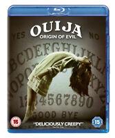 Ouija: Origin of Evil Blu-Ray (2017) Henry Thomas, Flanagan (DIR) cert 15