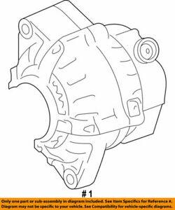 27060-36011 Toyota Alternator assy 2706036011, New Genuine OEM Part