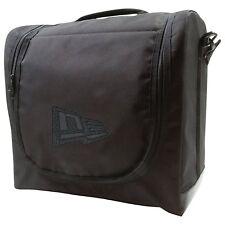 New Era Cap Hat Carrying Carrier Case Handle Fits 24 Cap Black Travel Bag Zipper