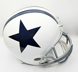Dallas Cowboys Full Size Riddell Replica Throwback Helmet 1960 - 1963 Edition