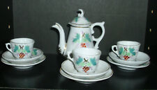 Antique  Germany Doll China Tea Set