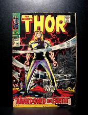 COMICS: Marvel: Thor #145 (1967) - RARE