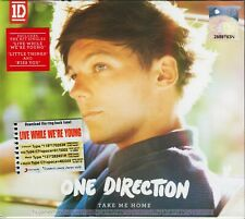 ONE DIRECTION Take Me Home MALAYSIA SPECIAL EDITION CD + LOUIS T SLIPCASE RARE