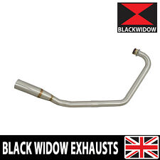 SYM XS 125-K 2007-2016 Exhaust Downpipes -  No silencer