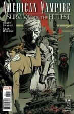 American Vampire Survival of the Fittest #5